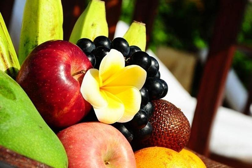 The Aura Private Villa Bali - Fruits