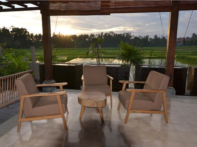 Villa Kayu Lama Bali - Terrace