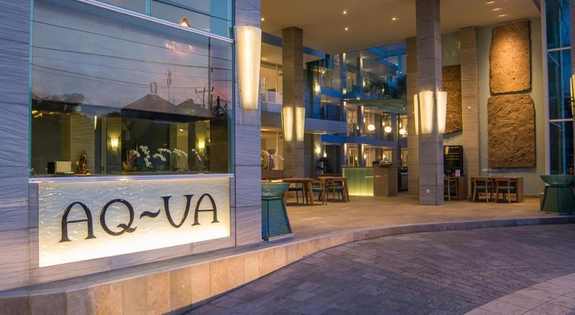 AQ-VA Hotels & Villas Bali - Front View