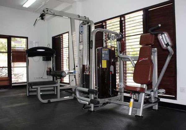 The Elysian Seminyak - Gym