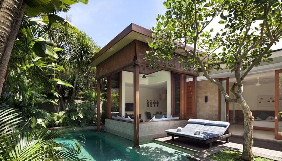 The Elysian Seminyak - Private Pool at One Bedroom Villa
