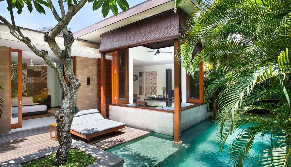 The Elysian Seminyak - Pool at One Bedroom Villa