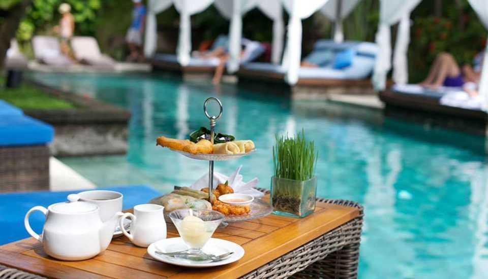 The Elysian Seminyak - Afternoon Tea