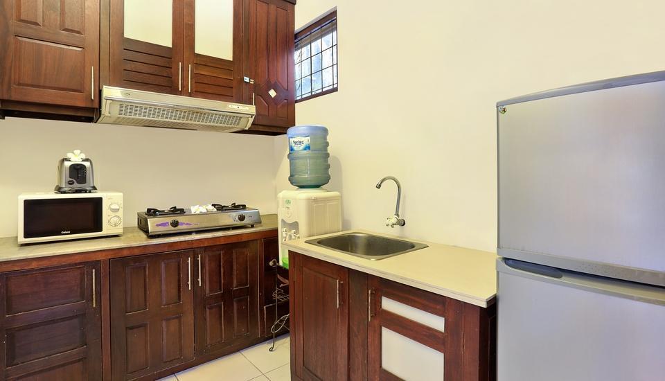 The Vie Villa Bali - Full Equipped Kitchen
