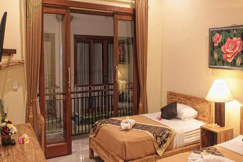 The Puspa Ubud Hotel Bali - Deluxe Room Regular Plan