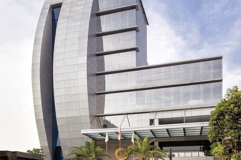 Oria Hotel Jakarta - Hotel Building