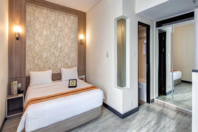 Oria Hotel Jakarta - Deluxe Room