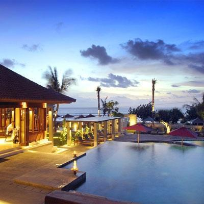 Bali Niksoma Boutique Beach Resort Bali - Tampilan Luar