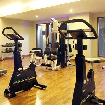 Bali Niksoma Boutique Beach Resort Bali - Gym Centre