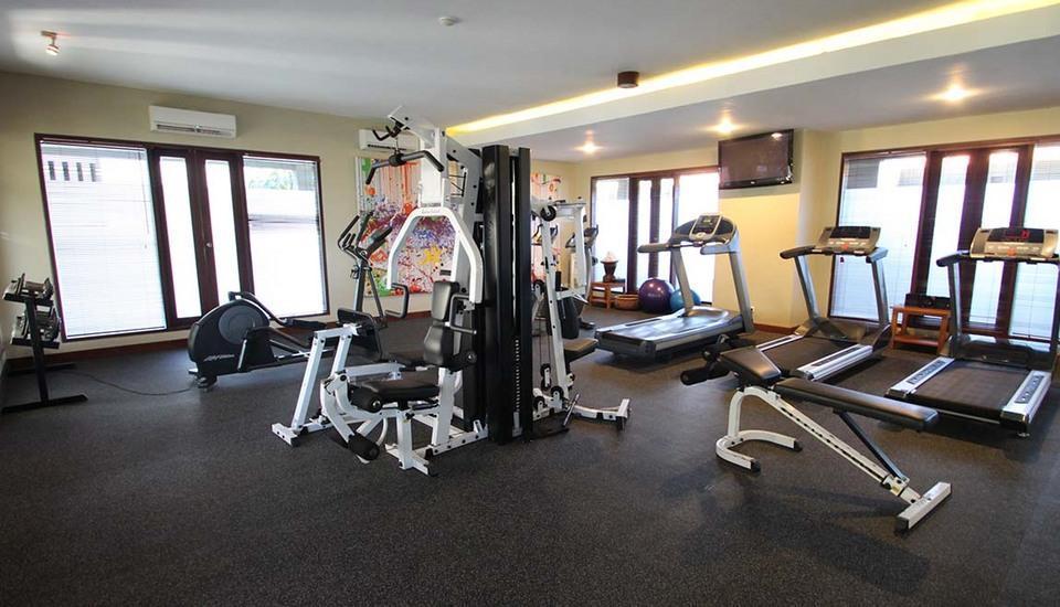 Bali Niksoma Boutique Beach Resort Bali - Gym