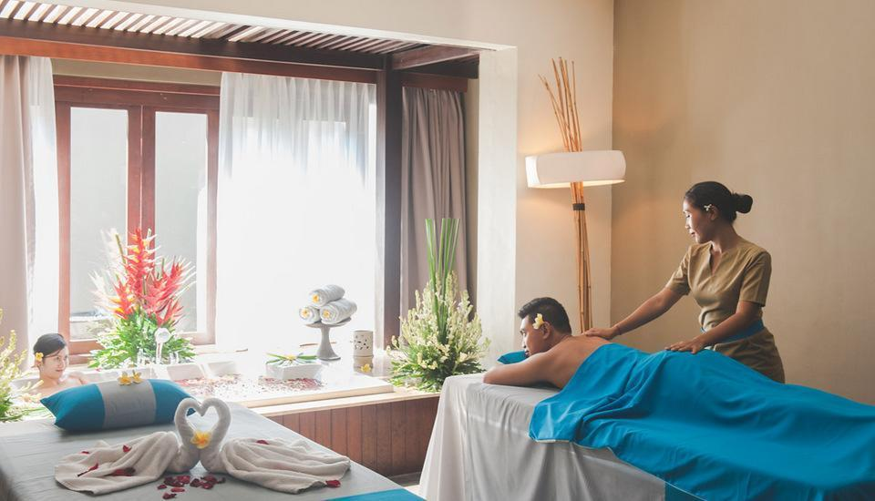 Bali Niksoma Boutique Beach Resort Bali - Spa