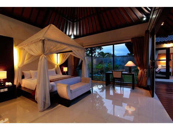 Santi Mandala Ubud - One Bedroom Luxury Pool Villa Regular Plan