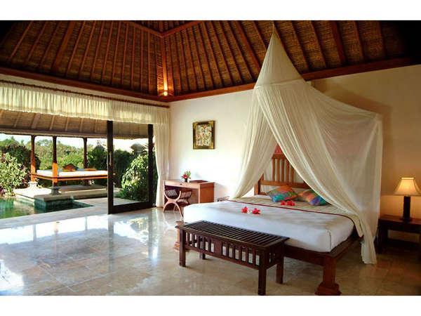 Santi Mandala Ubud - private pool villa 1 bd room