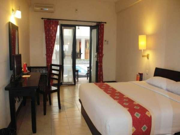 Losari Hotel Bali - Deluxe Room with Breakfast Last Minute Promotion 40%