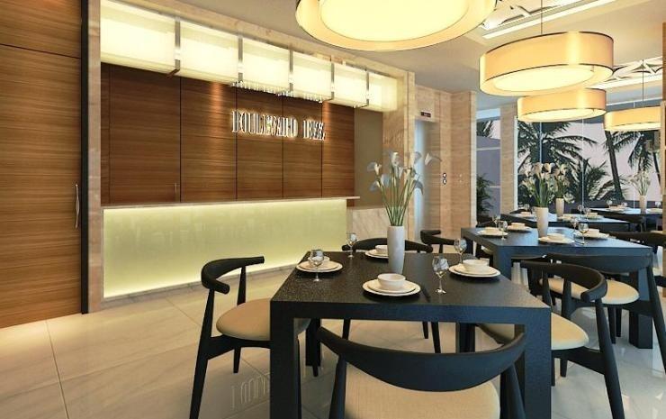 BIZ Boulevard Hotel Manado - kafe