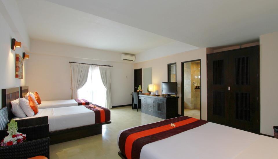 The Lokha Legian Bali - Family Room