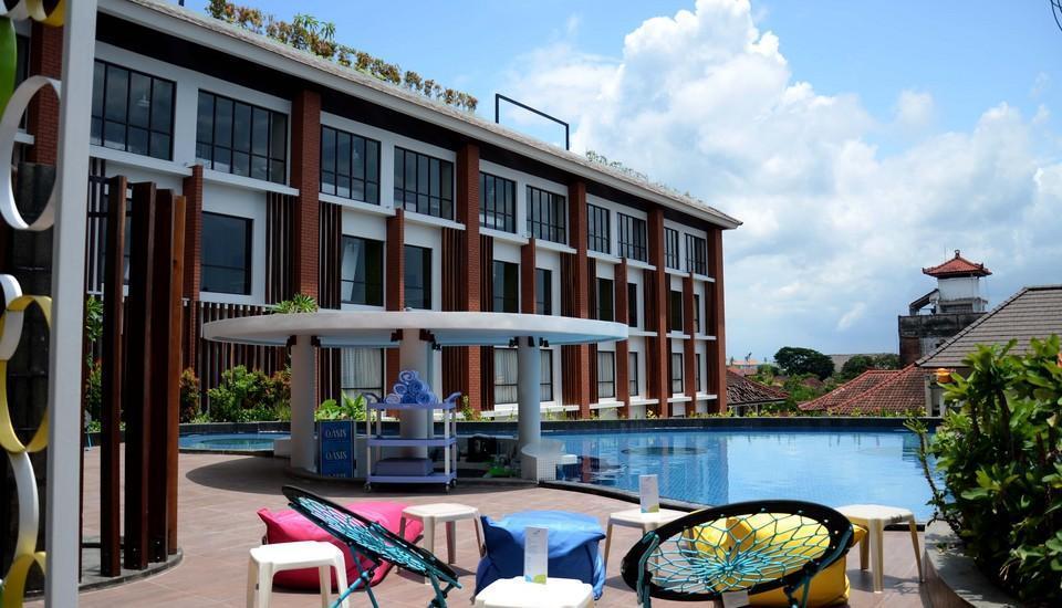 Ion Bali Benoa Bali - swimming pool