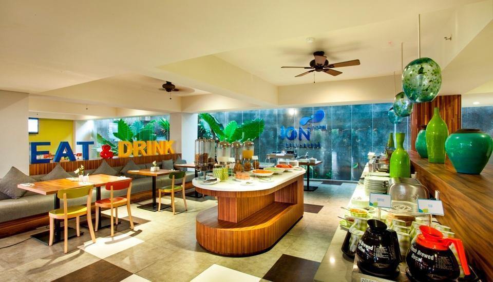 Ion Bali Benoa Bali - Restaurant