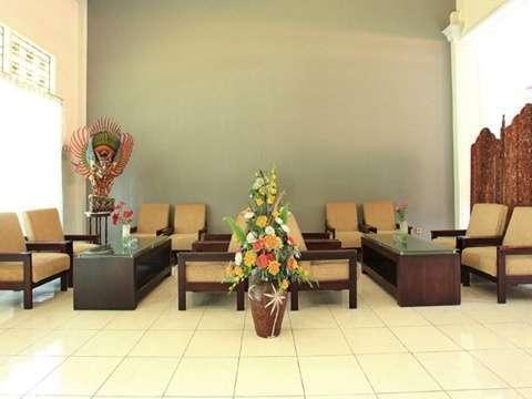 Hotel Griya Asri Lombok - Lobby
