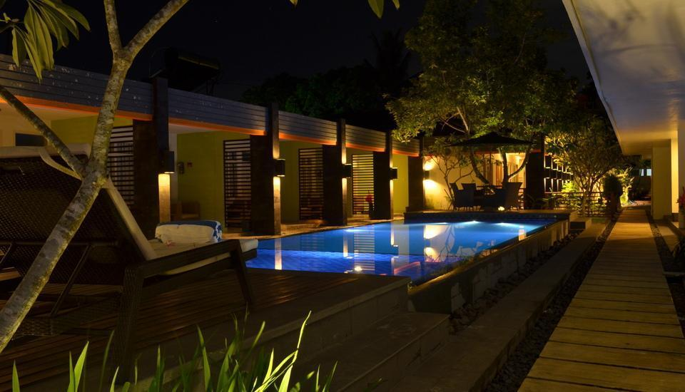 Hotel Griya Asri Lombok - Swimming Pool
