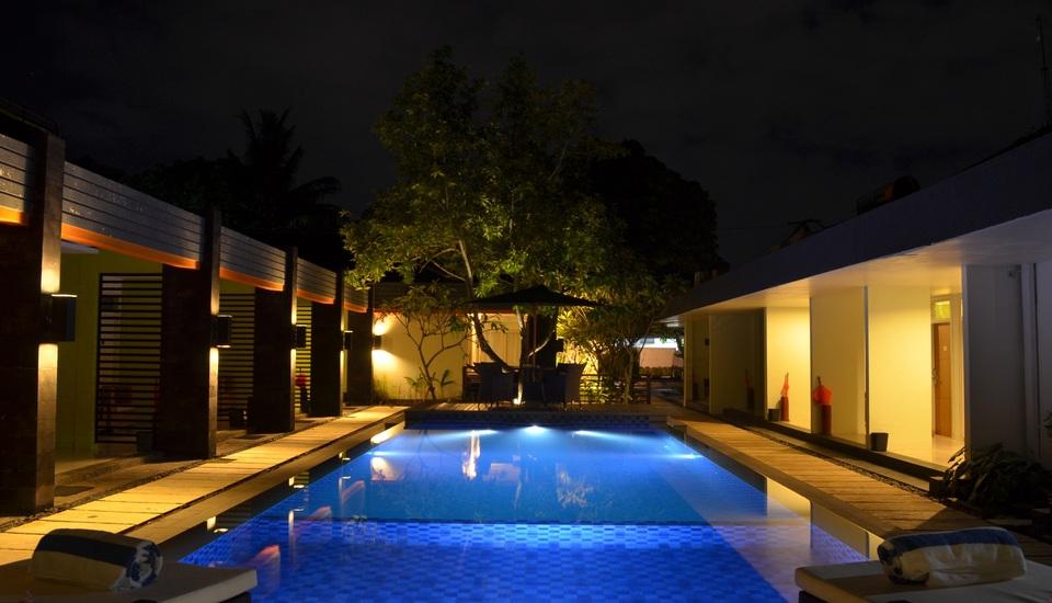 Hotel Griya Asri Lombok - Swimming Pool