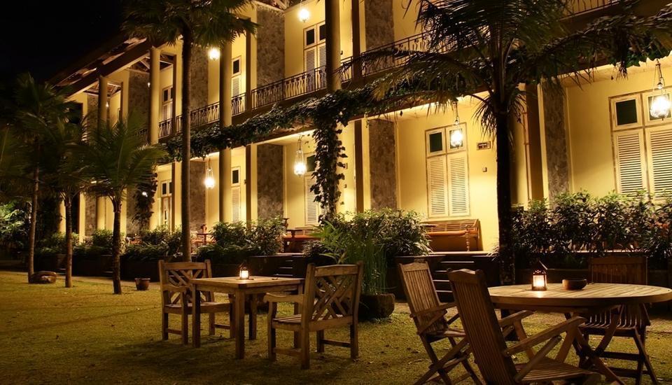 Kayu Arum Resort Salatiga - Guest Room Building