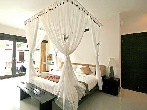 The Rishi Villa Bali - 1 Bedroom Villa Bedroom