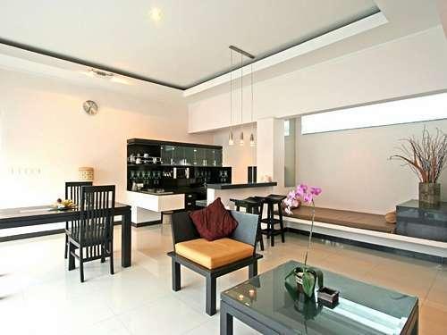 The Rishi Villa Bali - Living Room