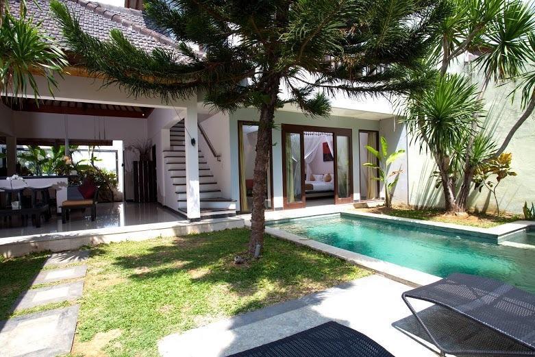 The Rishi Villa Bali - private pool