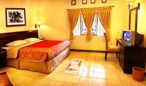 Rumah Asri Bandung - Kamar Deluxe Double Regular Plan
