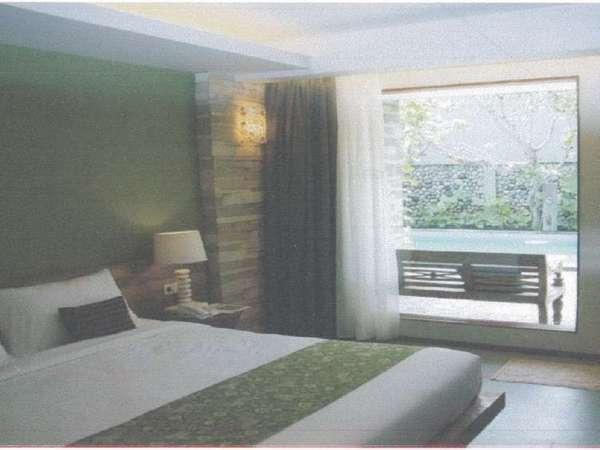 Rumah Batu Villa Solo - Bali Green Deluxe Regular Plan
