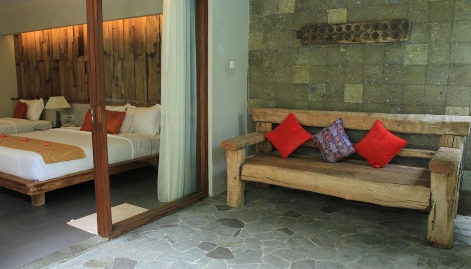 Rumah Batu Villa Solo - Teras