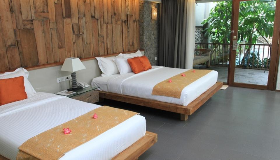 Rumah Batu Villa Solo - Suite Room