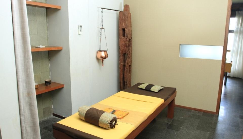 Rumah Batu Villa Solo - Spa Single Room