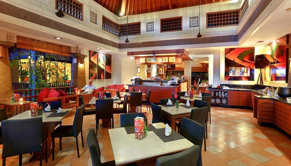 The Vira Hotel Bali - Restoran