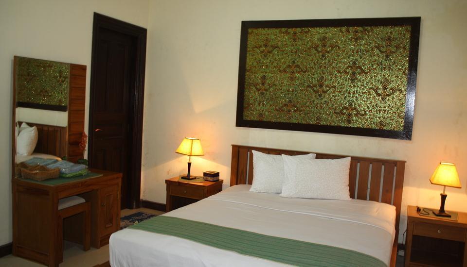 OmahKoe Hotel Yogyakarta - Kamar Double Deluxe
