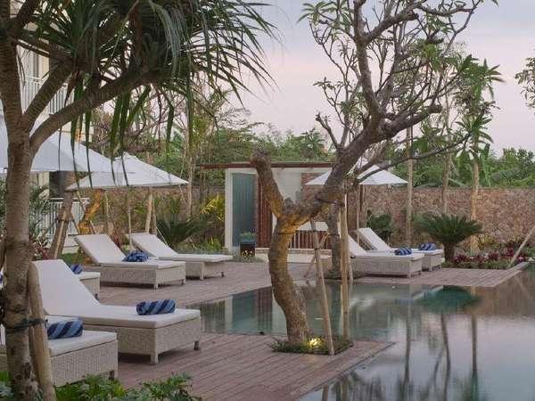 Fontana Hotel Bali a PHM Collection Bali - Kolam Renang