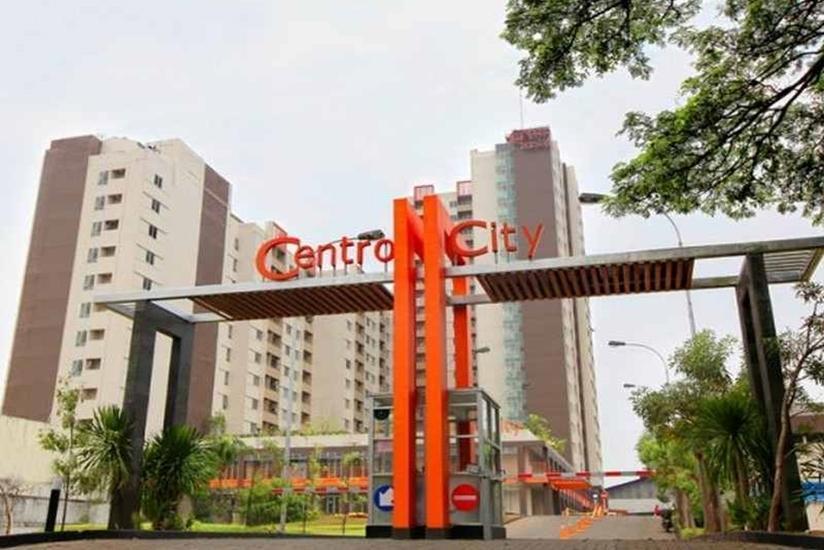 Centro City Service Apartment Jakarta - Appearance