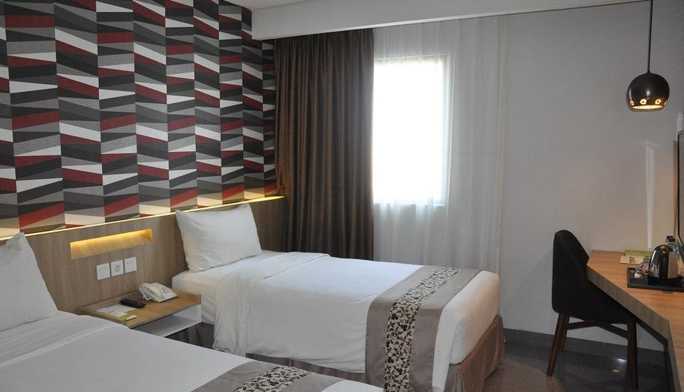 Sala View Hotel Solo - Superior Twin Room Only Regular Plan