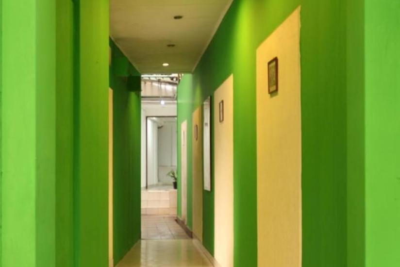 Maven Buncit Jakarta - Corridor