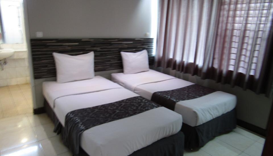 Amanda Hills Hotel Semarang - Ruang Keluarga