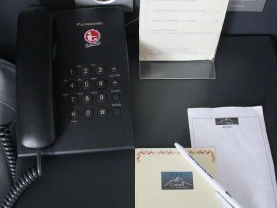 Candi Hotel Medan - Room Facilities