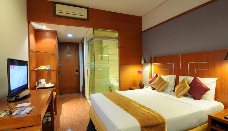 Savoy Homan Bandung - Deluxe Room Kingbed Regular Plan