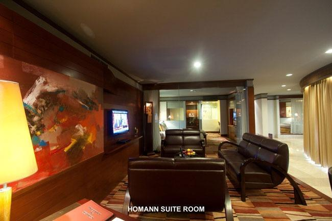 Savoy Homan Bandung - Ruang Homann Suite