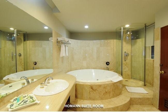 Savoy Homan Bandung - Kamar Mandi Homann Suite