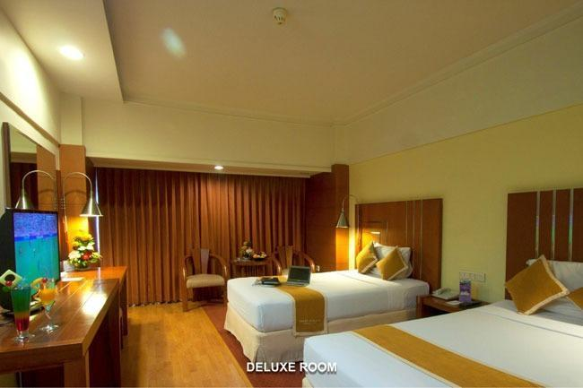 Savoy Homan Bandung - Deluxe Tempat Tidur Twin