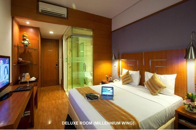 Savoy Homan Bandung - Deluxe Tempat Tidur King