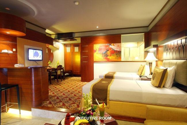 Savoy Homan Bandung - Executive Twin Room