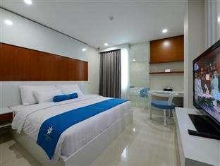 Hotel Falatehan Jakarta - Deluxe Double Room  Regular Plan