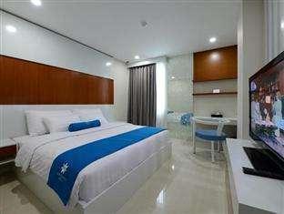 Hotel Falatehan Jakarta - Kamar Deluxe double BNI Special PROMO